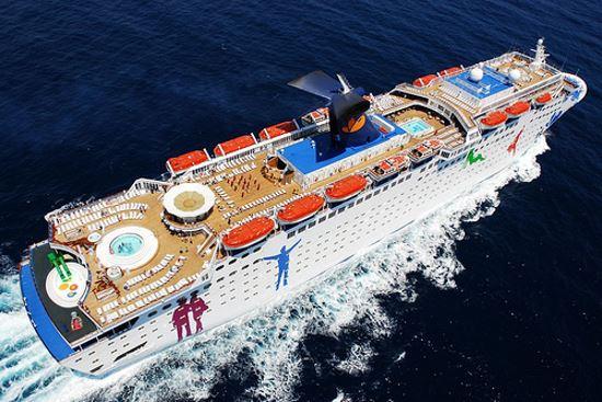 Barco de Iberocruceros