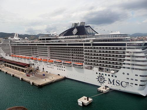 Crucero MSC Cruceros