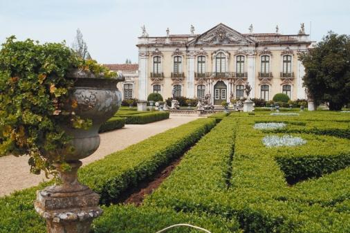 Palacios en Lisboa