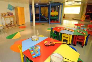 Club infantil de Iberocruceros