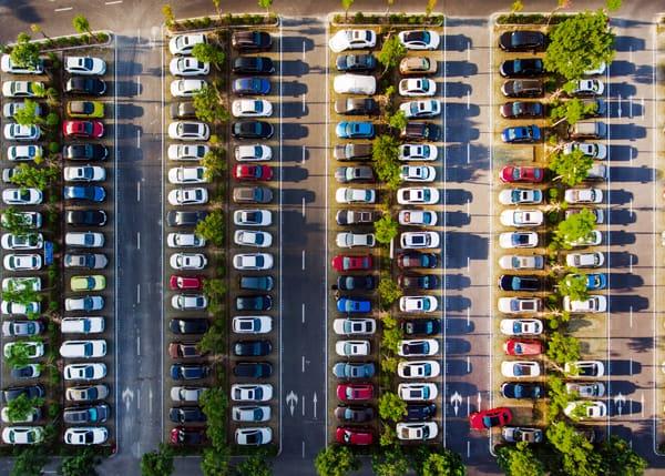 Donde aparcar durante un crucero