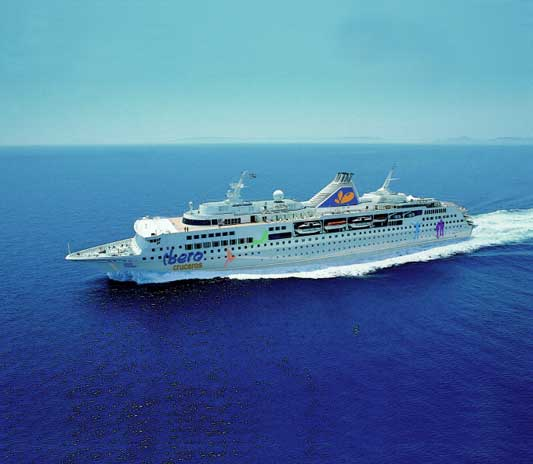 Crucero Grand Voyager