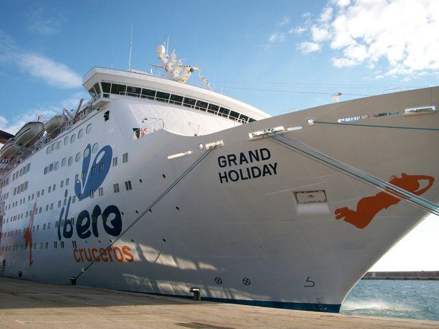 Grand Holiday de Iberocruceros