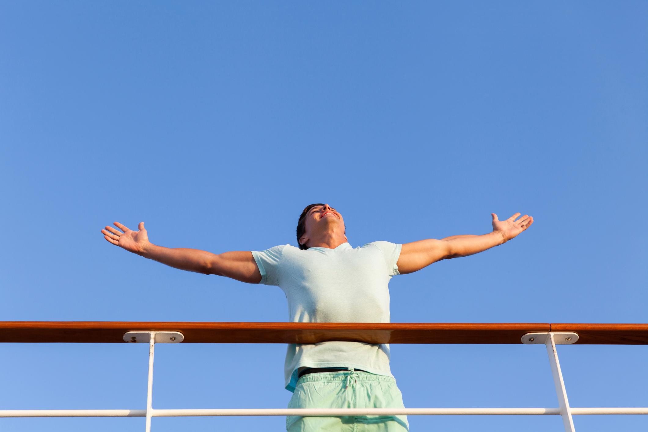 Disfrutar en Crucero
