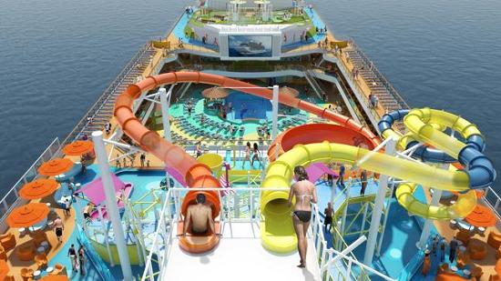 Crucero Carnival Magic
