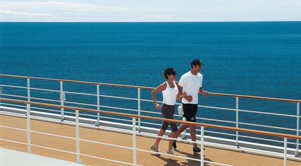 Fitness en Cruceros
