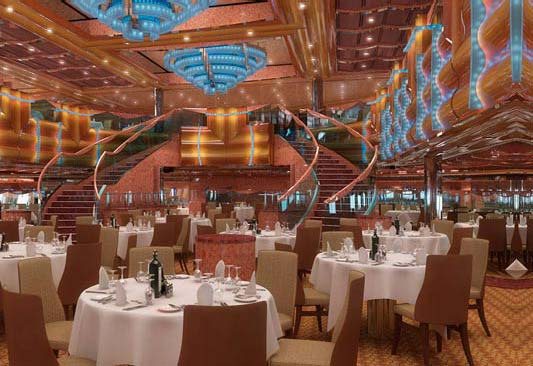 Restaurante Carnival Magic