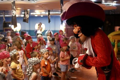 Cruceros con niños gratis