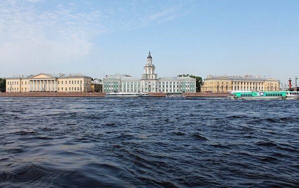 Puerto de San Petersburgo