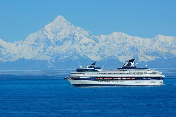 Celebrity Cruises por Alaska
