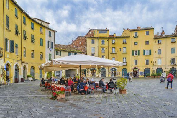 Lucca en Italia