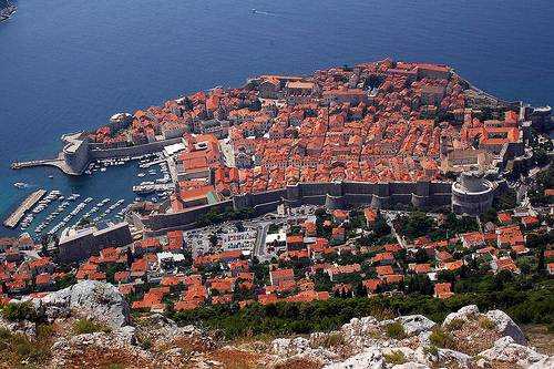 Dubrovnik, vista