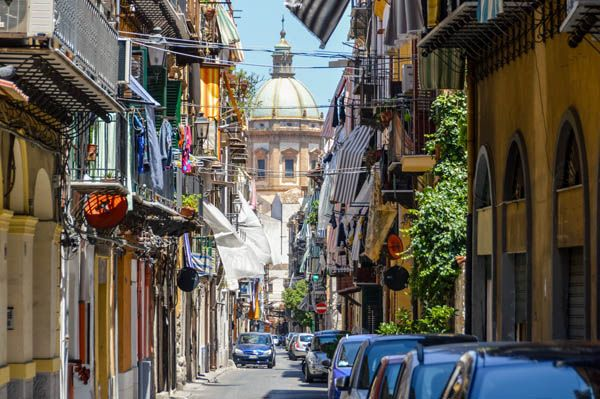 Calle de Palermo