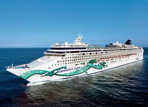 Crucero Norwegian Jade