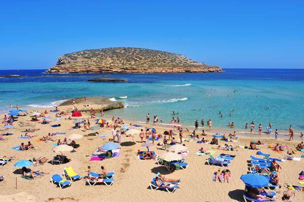 Cala Conta en Ibiza