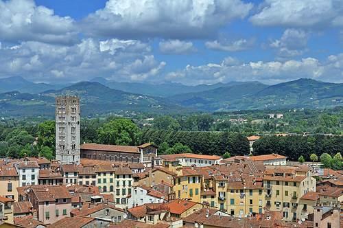 Lucca - excursión desde el puerto de La Spezia