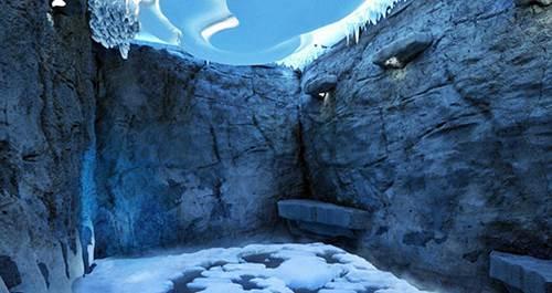 sala hielo norwegian