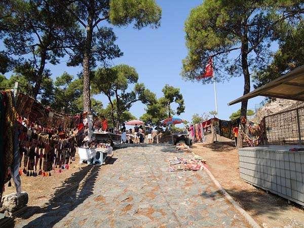 Mercadillo en Izmir