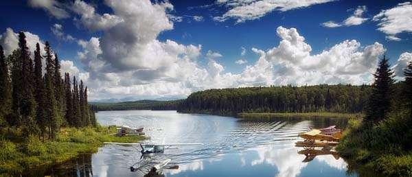 Alaska paisaje