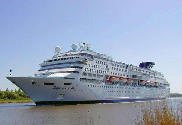 Crucero de Norwegian