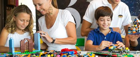 Lego en familia