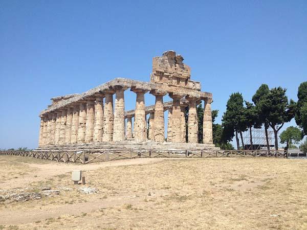 Paestum Salerno