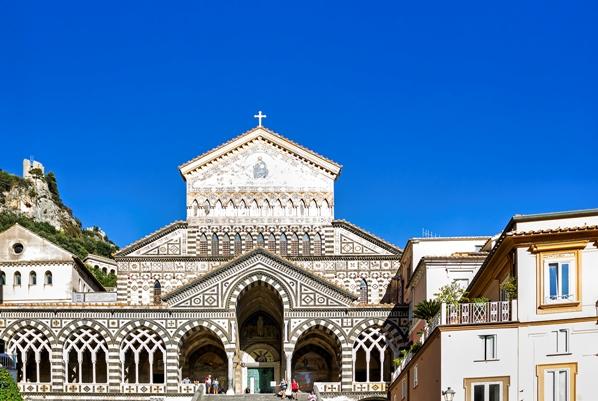 Catedral de San Mateo en Salerno