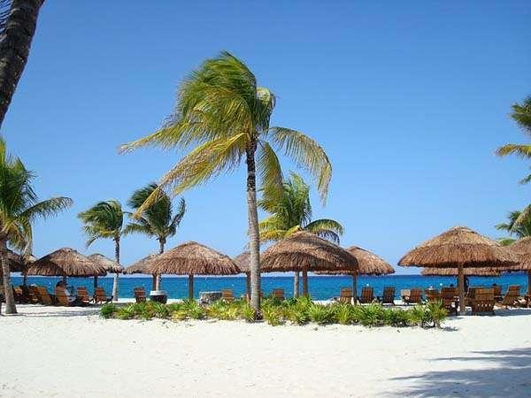 Playas en Cozumel