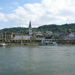 Crucero por el Rhin