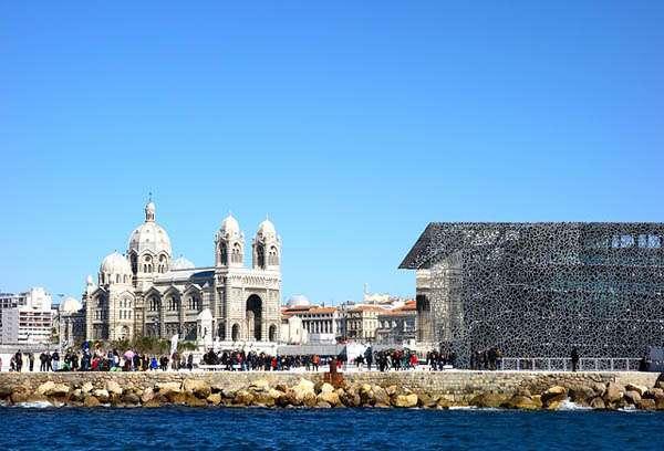 Marsella, desde el mar