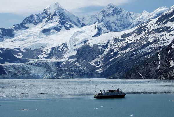 Crucero por el Ártico