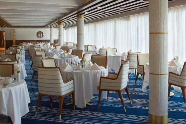 Seven Seas Explorer interior