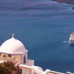 Crucero en Santorini