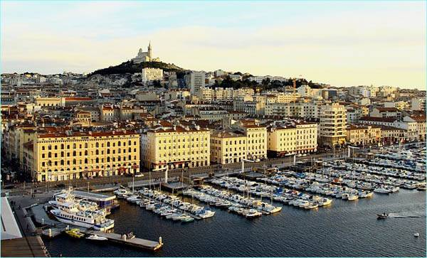 Vistas de Marsella