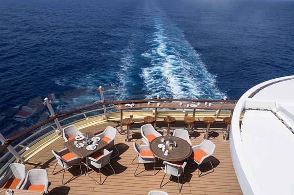 crucero de relax