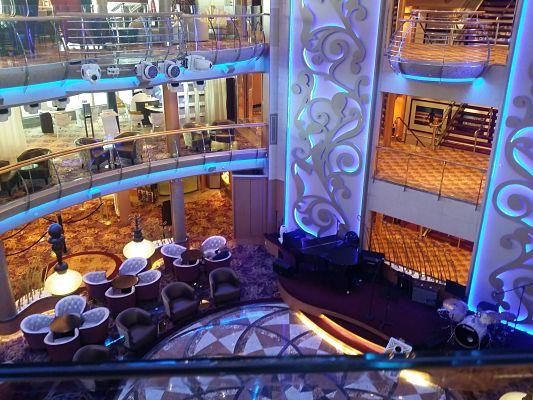 Interior del Brilliance of the Seas