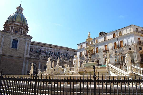 En Palermo