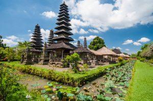 Templo asiático.
