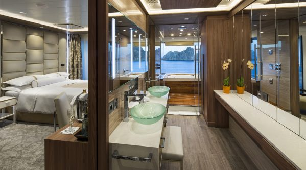 azamara Journey - cabina suite