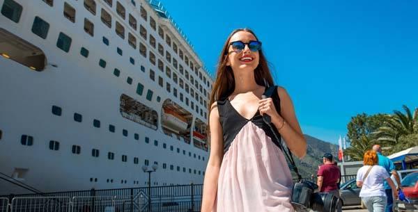 Excursiones en un crucero