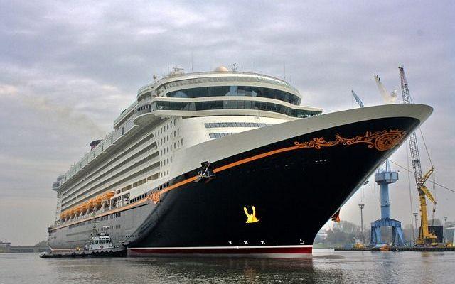 barco Disney Dream