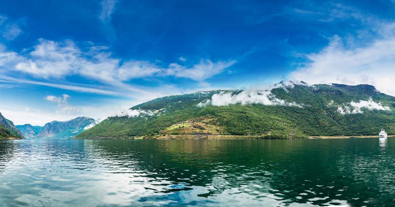 Crucero por los fiordos
