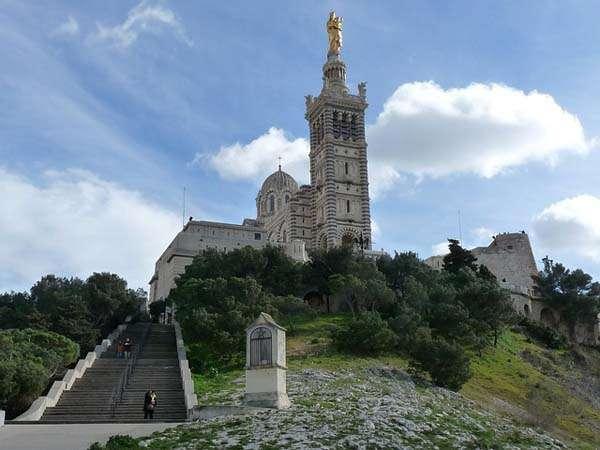 Basilica Nuestra Señora de la Guardia Marsella