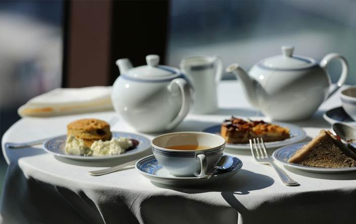 Desayuno en crucero