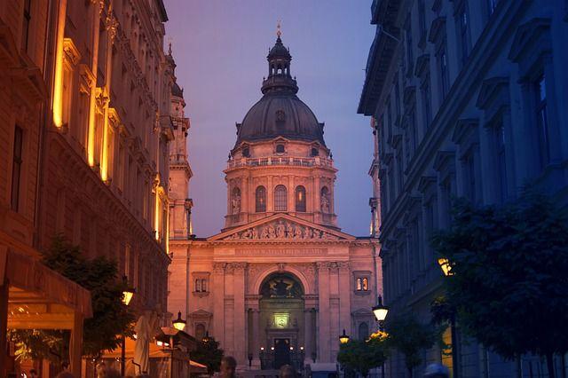 Budapest, Basílica de San Esteban