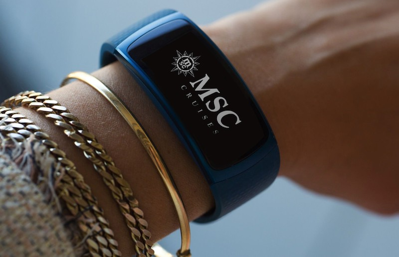 pulsera msc for me