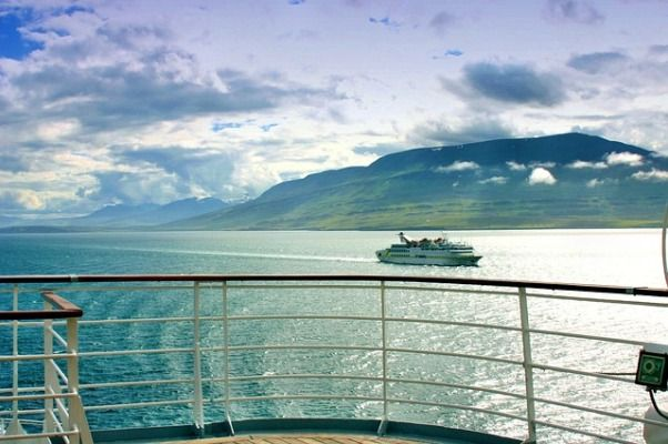 Cruceros desde Islandia