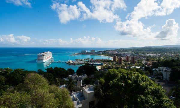 Crucero en Ocho Rios Jamaica