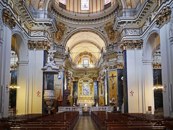 Catedral de Santa Reparata en Niza