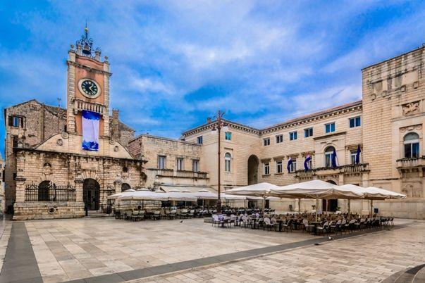 Centro historico de Zadar